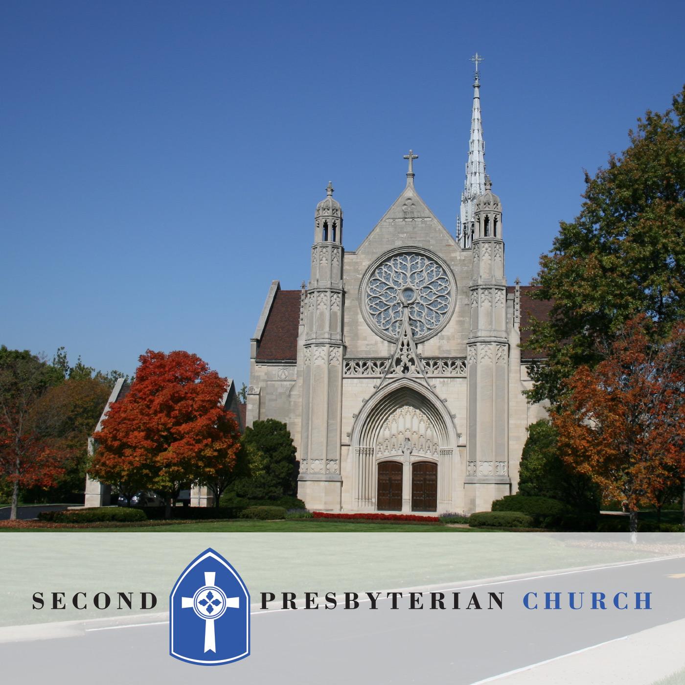 Second Presbyterian Church Sermons Podcast